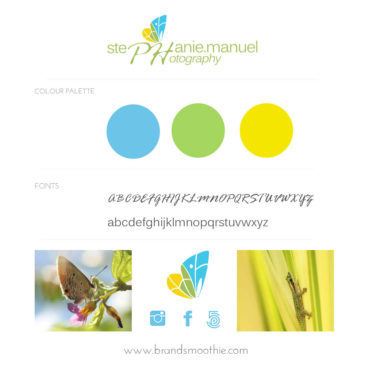 Stephanie Manuel Photography Branding