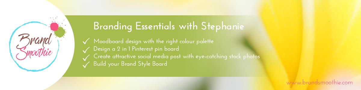 Designsta - Brand Smoothie banner