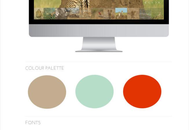 Beena-Brand Style Board web 3