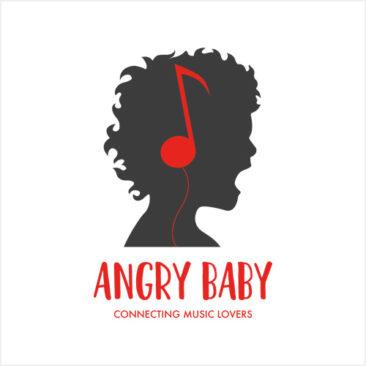 Branding Portfolio Deb Angry Baby